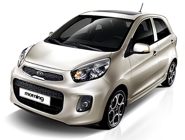 Kia Picanto facelift debuts with new 1.0L turbo engine Image #301005