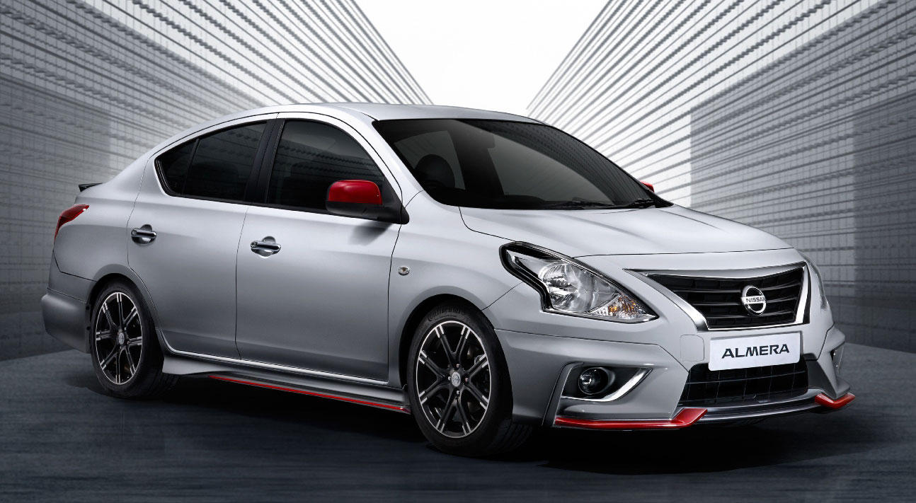 nissan almera facelift launched in malaysia nismo world debut. Black Bedroom Furniture Sets. Home Design Ideas
