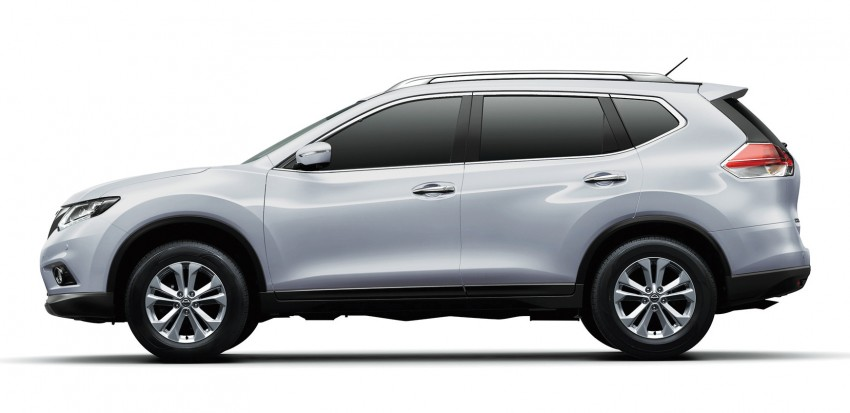 2015 Nissan X-Trail launched in Malaysia, from RM143k Image #306251