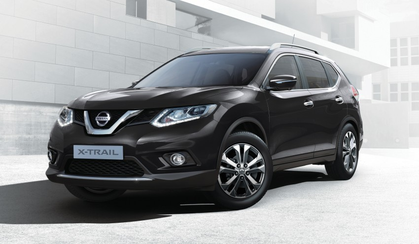 2015 Nissan X-Trail launched in Malaysia, from RM143k Image #306235
