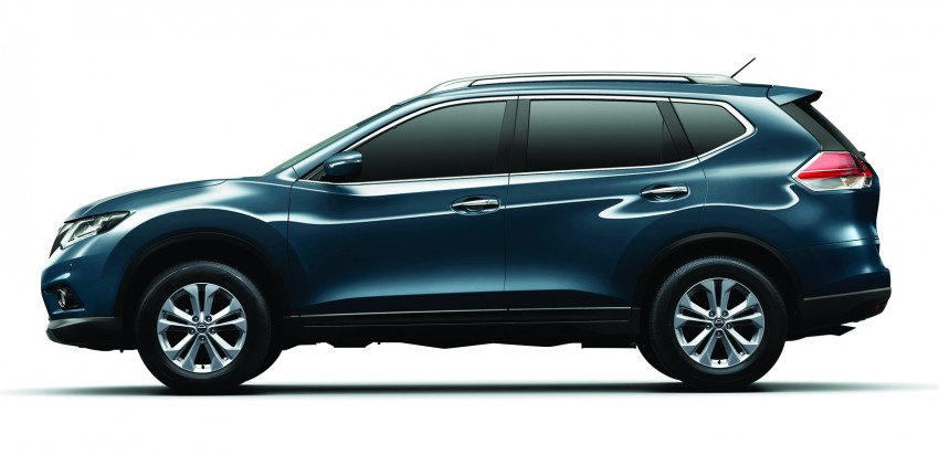 2015 Nissan X-Trail launched in Malaysia, from RM143k Image #306253