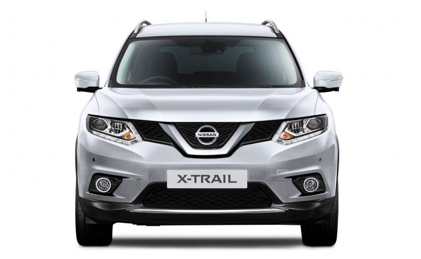 2015 Nissan X-Trail launched in Malaysia, from RM143k Image #306238