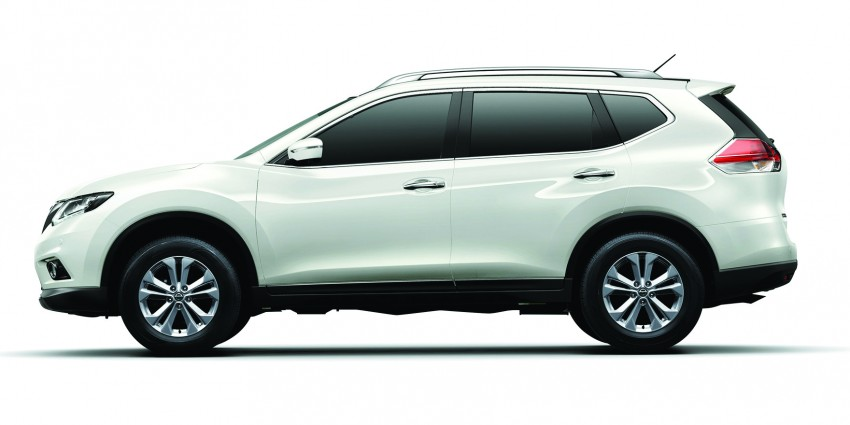 2015 Nissan X-Trail launched in Malaysia, from RM143k Image #306254