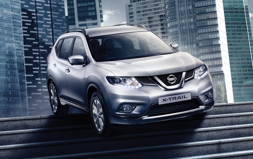 2015 Nissan X-Trail launched in Malaysia, from RM143k Image #306241
