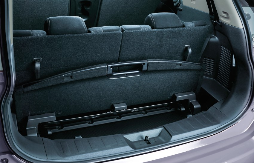 2015 nissan x trail launched in malaysia from rm143k. Black Bedroom Furniture Sets. Home Design Ideas
