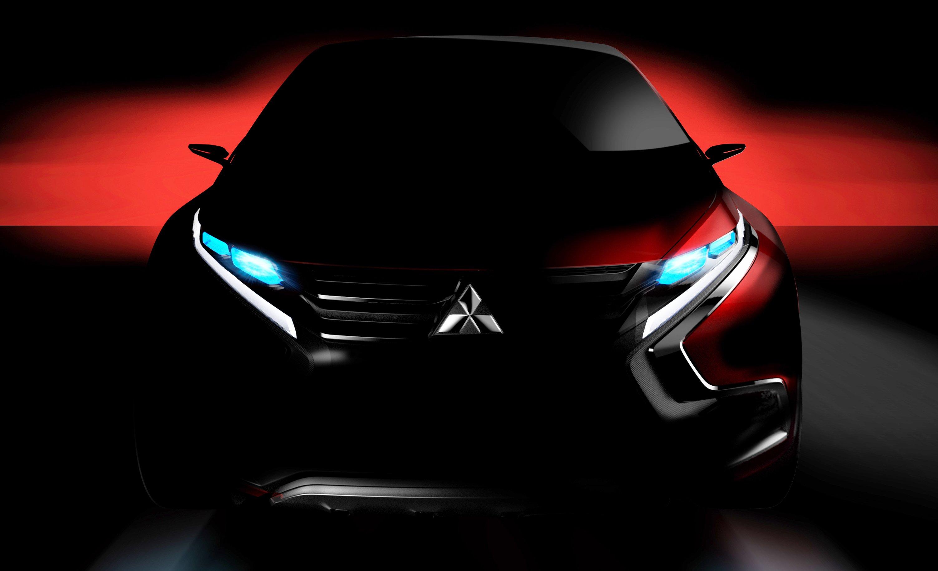 Mitsubishi Suv 2015 >> Mitsubishi Compact SUV Concept to debut at 2015 Geneva show – the Lancer Evolution reincarnated ...