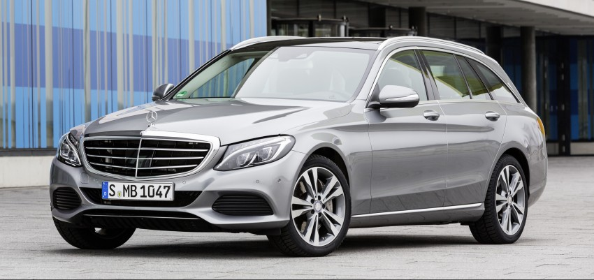 Mercedes-Benz C 350 Plug-In Hybrid debuts with 2.0 turbo engine, electric motor and lithium ion battery Image #302946