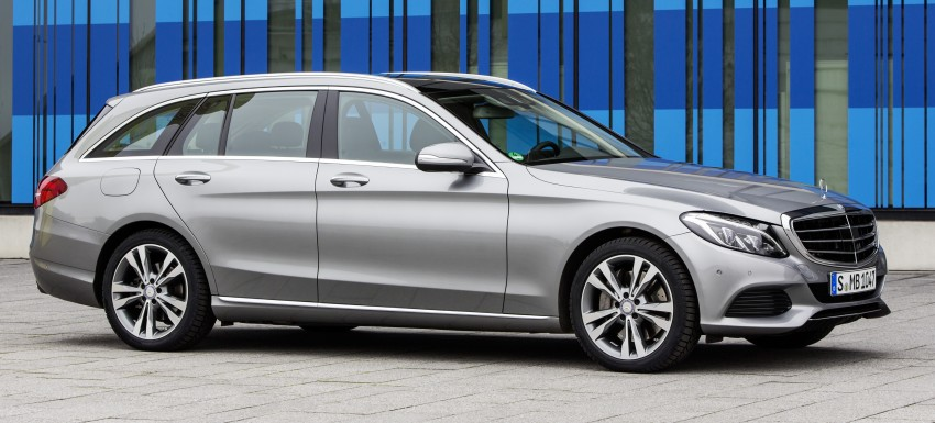 Mercedes-Benz C 350 Plug-In Hybrid debuts with 2.0 turbo engine, electric motor and lithium ion battery Image #302947