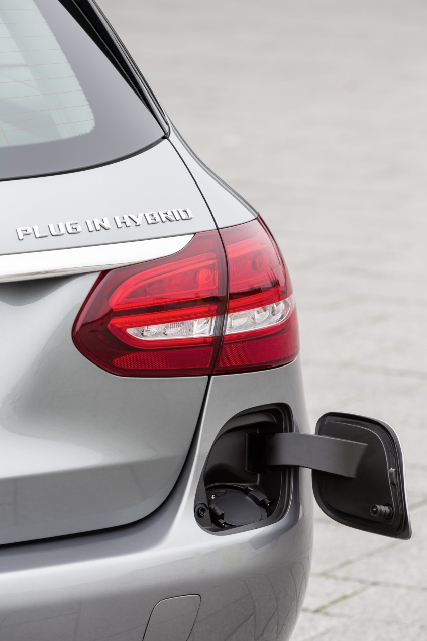 Mercedes-Benz C 350 Plug-In Hybrid debuts with 2.0 turbo engine, electric motor and lithium ion battery Image #302948