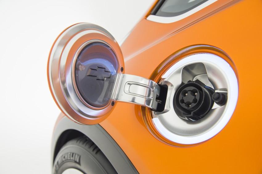 Chevrolet Bolt EV concept – US$30k, 320 km range Image #302735