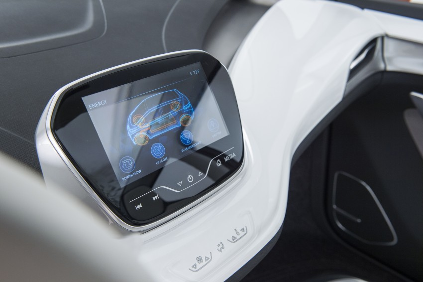 Chevrolet Bolt EV concept – US$30k, 320 km range Image #302737