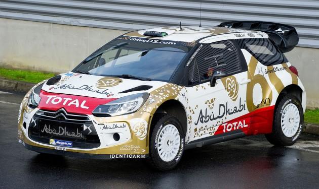 2015 Citroen DS3 WRC-01