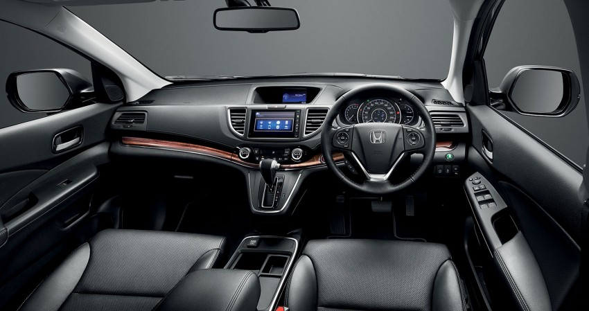 Honda CR V Facelift Launched In Malaysia U2013 New 2.0L 2WD, 2.0L Home Design Ideas