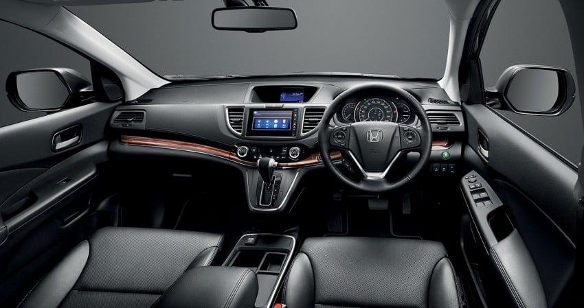Хонда срв 2.4 фото