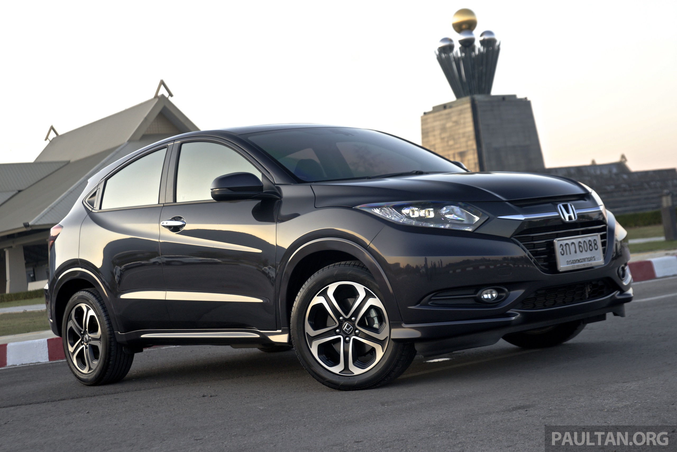 Hr V 2018 >> DRIVEN: 2015 Honda HR-V previewed in Chiang Mai Paul Tan - Image 306886