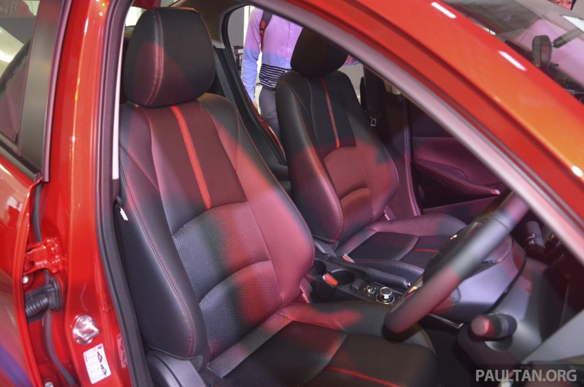 2015 Mazda 2 1.5 launched – hatch and sedan, RM88k Image #306100