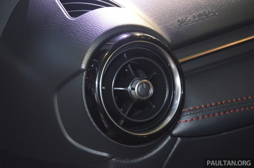 2015 Mazda 2 1.5 launched – hatch and sedan, RM88k Image #306102