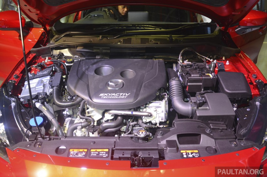 2015 Mazda 2 1.5 launched – hatch and sedan, RM88k Image #306103