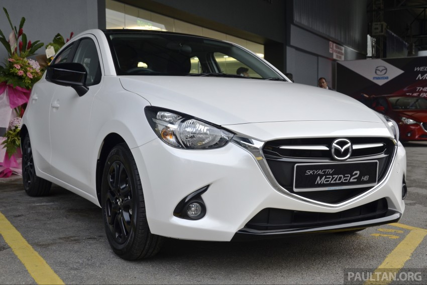 2015 Mazda 2 1.5 launched – hatch and sedan, RM88k Image #306090