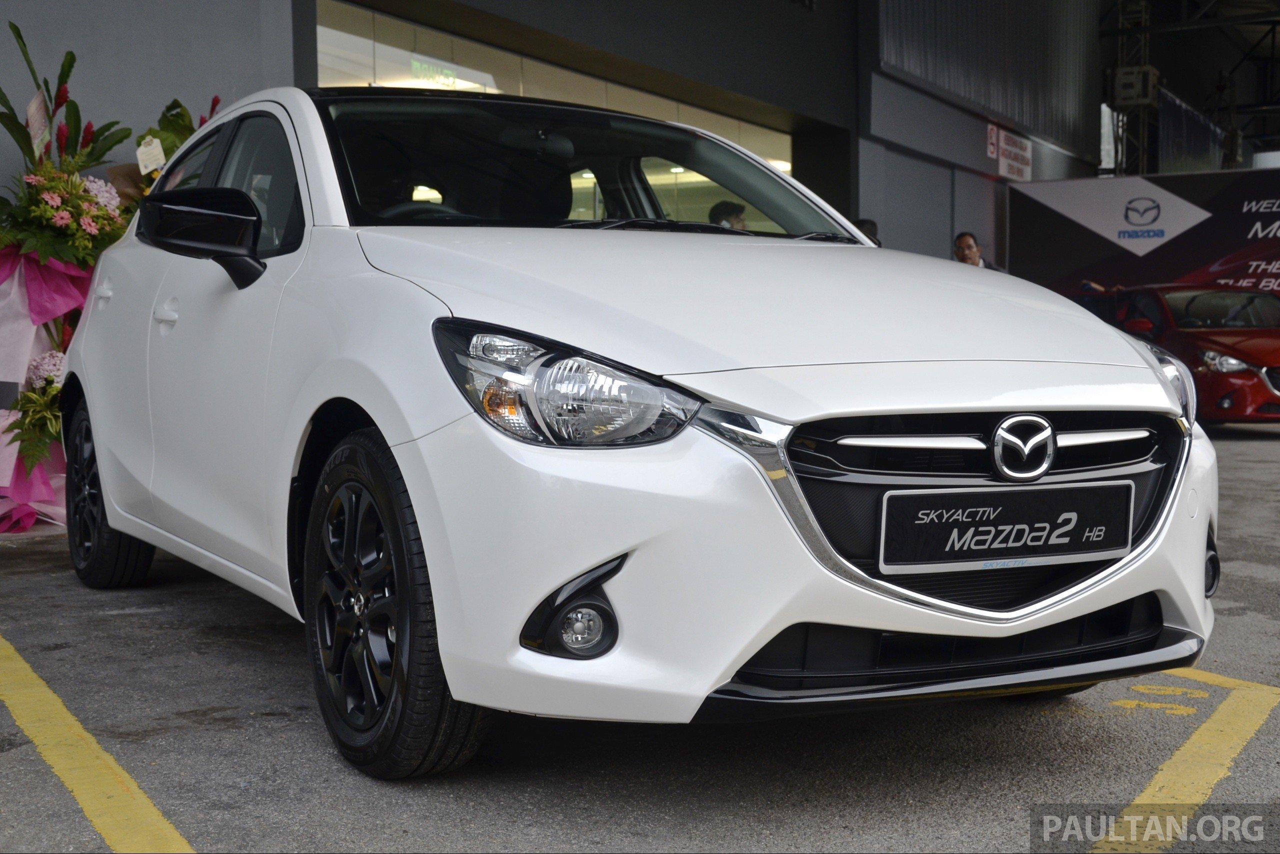 Mazda 3 Hatch >> 2015 Mazda 2 1.5 launched – hatch and sedan, RM88k Paul Tan - Image 306090
