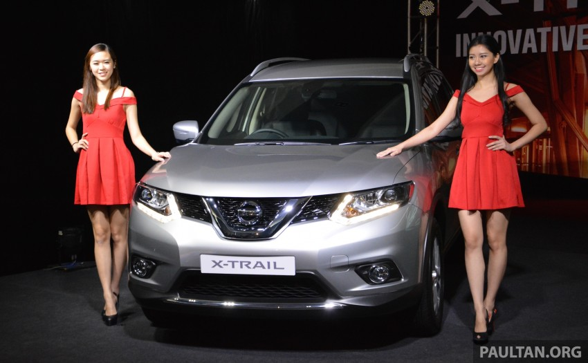 2015 Nissan X-Trail launched in Malaysia, from RM143k Image #306172