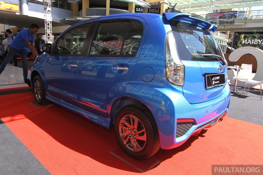 2015 Perodua Myvi facelift launched – more standard equipment, four-star ASEAN NCAP, RM42k-RM59k Image #303693
