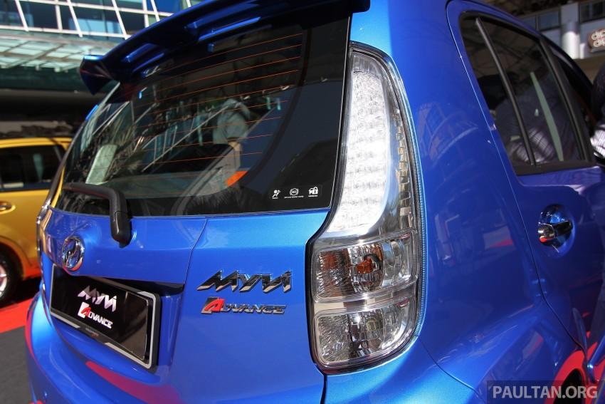 2015 Perodua Myvi facelift launched – more standard equipment, four-star ASEAN NCAP, RM42k-RM59k Image #303696
