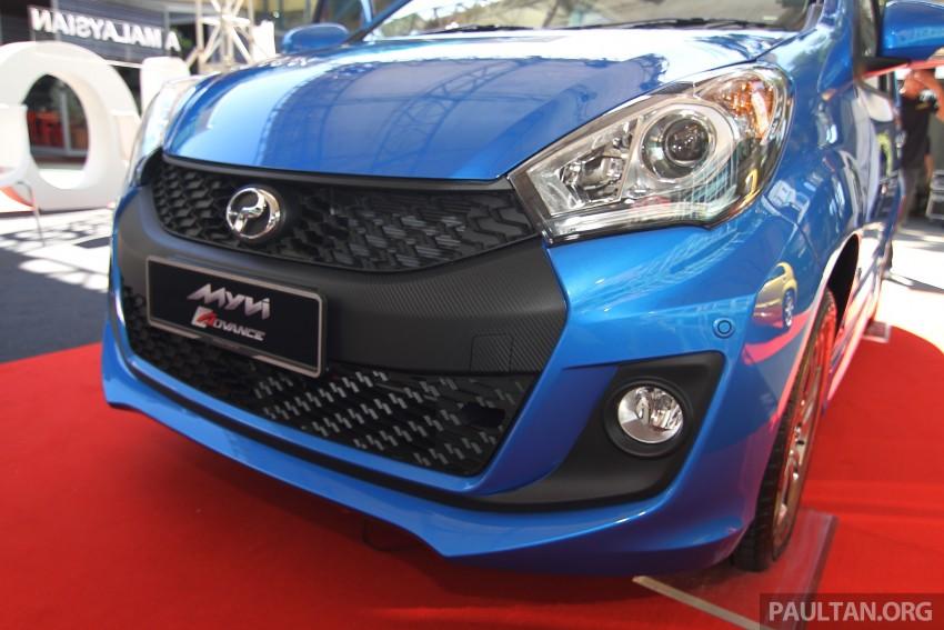 2015 Perodua Myvi facelift launched – more standard equipment, four-star ASEAN NCAP, RM42k-RM59k Image #303685