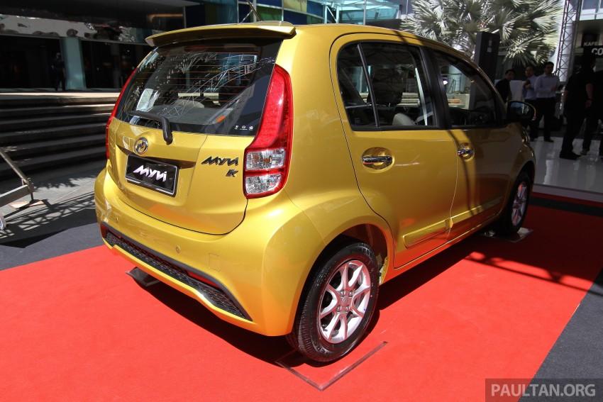 2015 Perodua Myvi facelift launched – more standard equipment, four-star ASEAN NCAP, RM42k-RM59k Image #303733