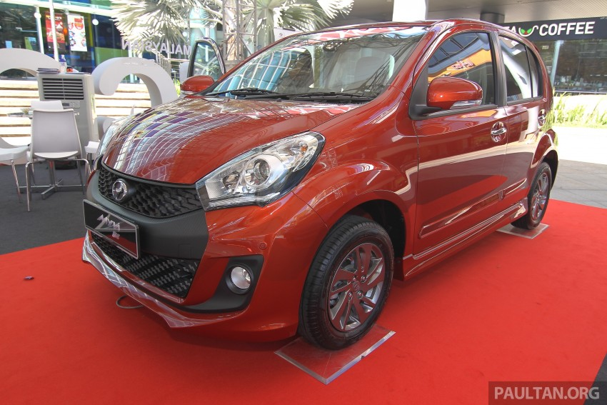 2015 Perodua Myvi facelift launched – more standard equipment, four-star ASEAN NCAP, RM42k-RM59k Image #303749