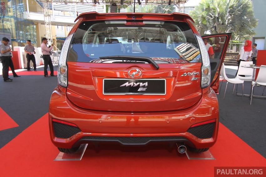 2015 Perodua Myvi facelift launched – more standard equipment, four-star ASEAN NCAP, RM42k-RM59k Image #303750