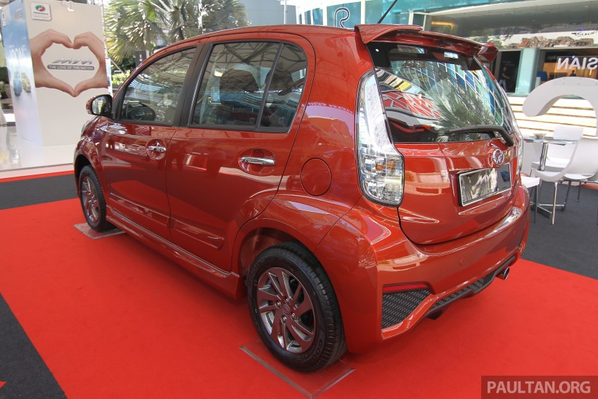 2015 Perodua Myvi facelift launched – more standard equipment, four-star ASEAN NCAP, RM42k-RM59k Image #303751