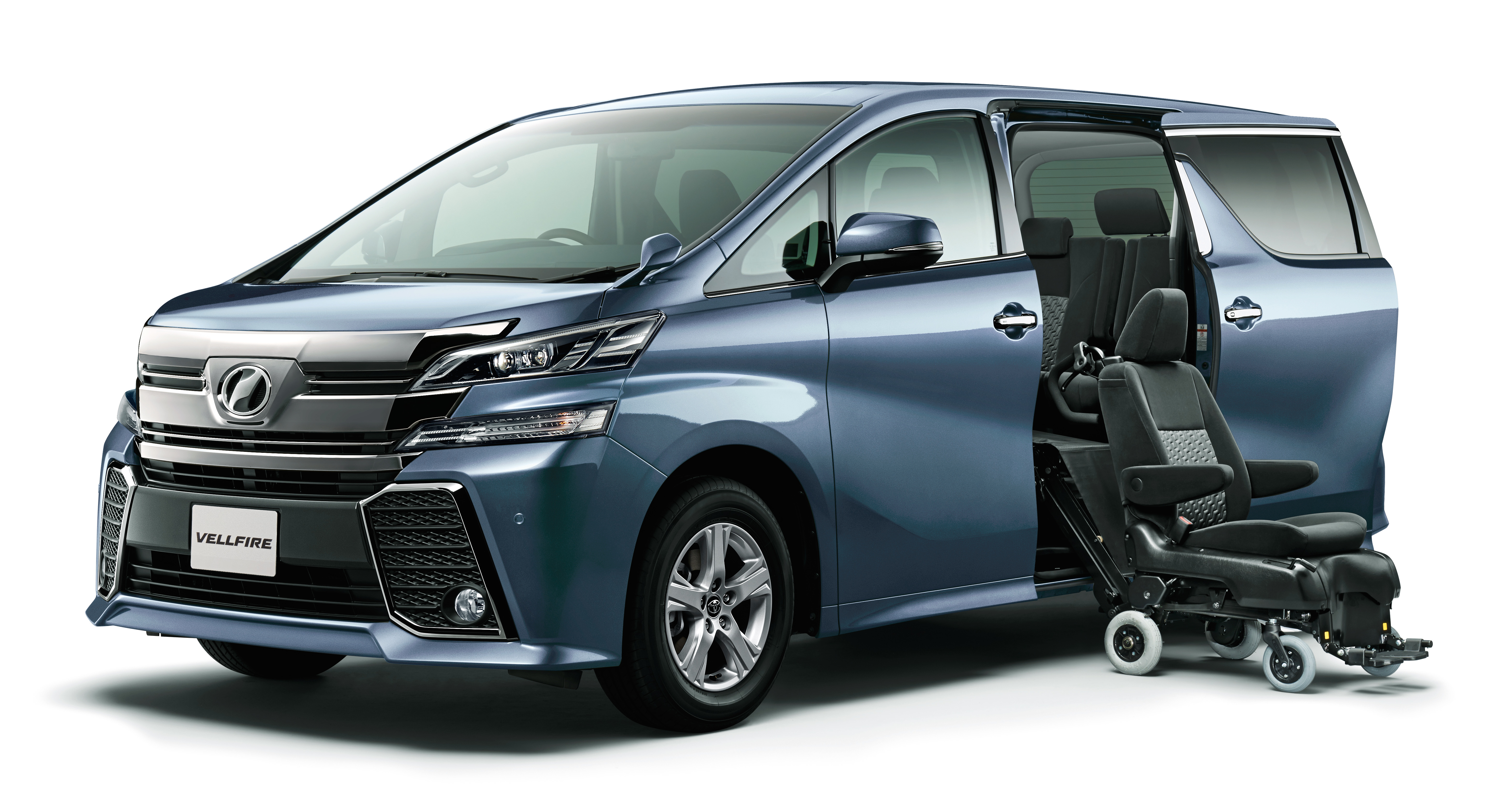 2015 Toyota Alphard and Vellfire unveiled – full details! Image
