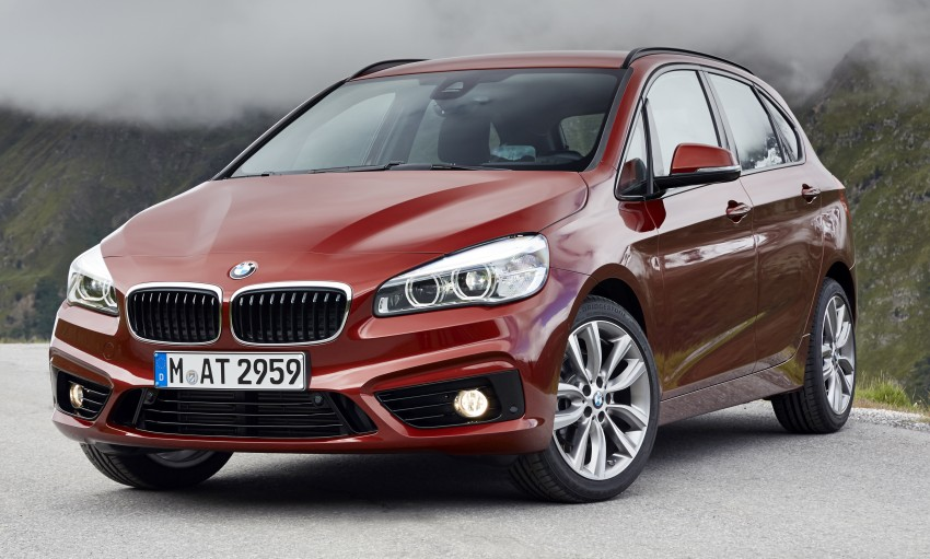 BMW 2 Series, 3 Series, 4 Series get new engines – 5 Series, M3/M4 and i8 to receive additional equipment Image #304613
