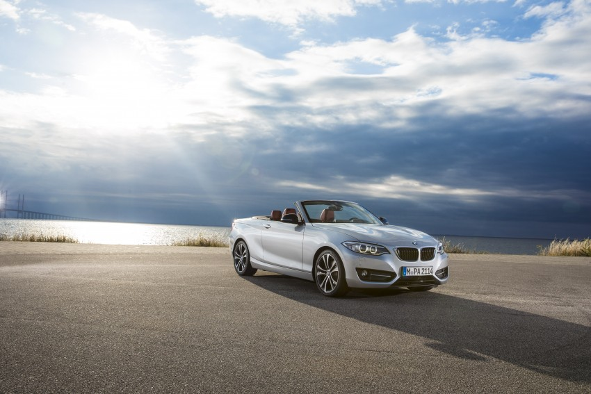 BMW 2 Series, 3 Series, 4 Series get new engines – 5 Series, M3/M4 and i8 to receive additional equipment Image #304614