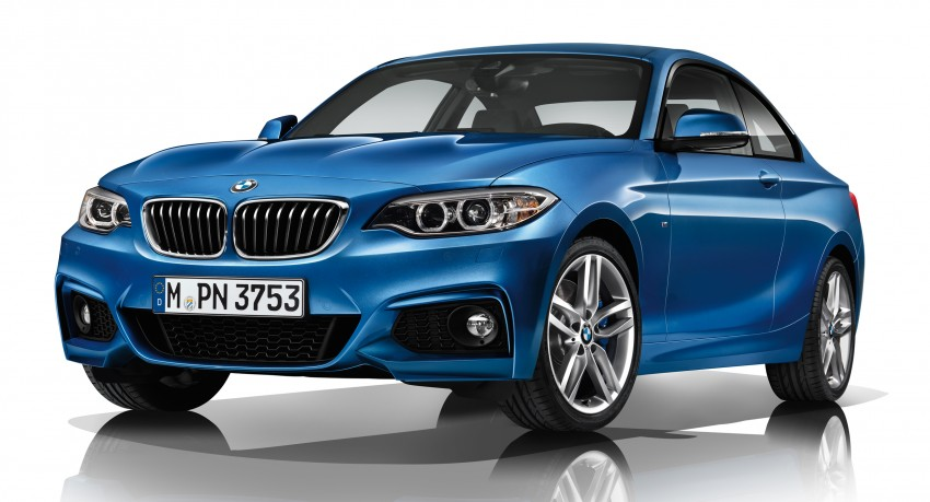 BMW 2 Series, 3 Series, 4 Series get new engines – 5 Series, M3/M4 and i8 to receive additional equipment Image #304615