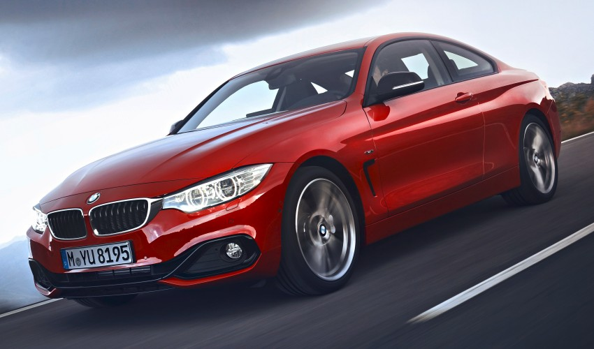 BMW 2 Series, 3 Series, 4 Series get new engines – 5 Series, M3/M4 and i8 to receive additional equipment Image #304617