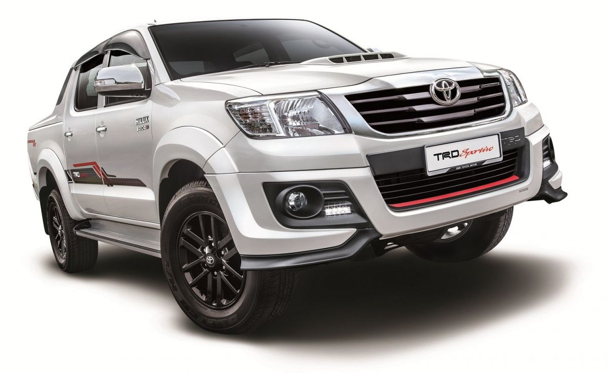 2015 Toyota Hilux Updated New Trd Sportivo Variant Customised 2016