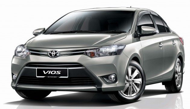 2015 Toyota Vios Gets Updated Inside And Out