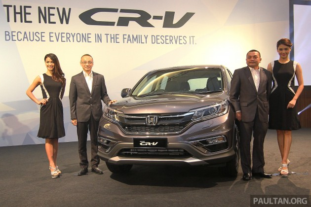 GST Honda Malaysia releases new prices all CKD models cheaper