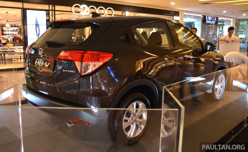 New Honda Hrv Malaysia Release Date Release, Reviews and Models on