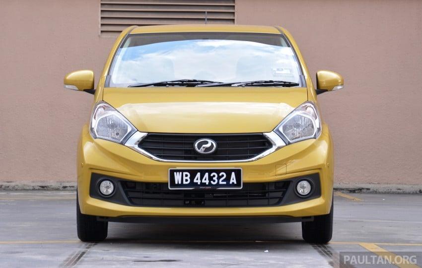 2015 Perodua Myvi – 1.5 Advance vs 1.3 Premium X Image #304986