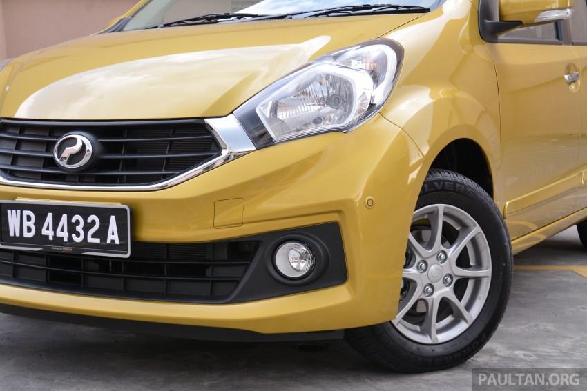 2015 Perodua Myvi – 1.5 Advance vs 1.3 Premium X Image #304989