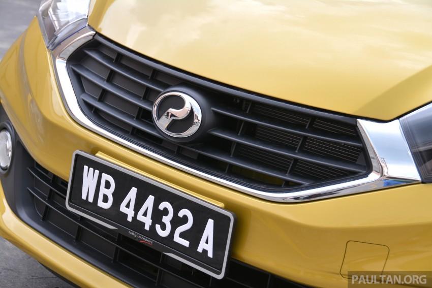 2015 Perodua Myvi – 1.5 Advance vs 1.3 Premium X Image #304990