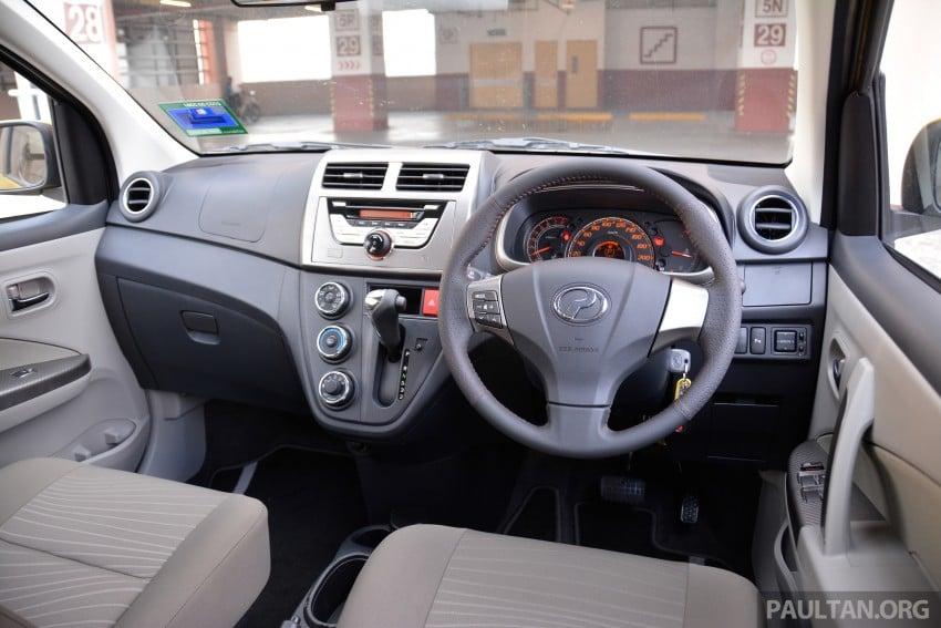 2015 Perodua Myvi – 1.5 Advance vs 1.3 Premium X Image #304998
