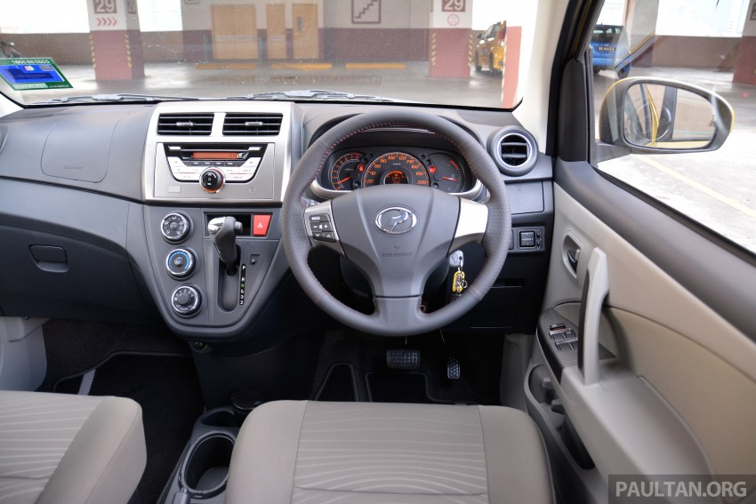 2015 Perodua Myvi – 1.5 Advance vs 1.3 Premium X Image #304999