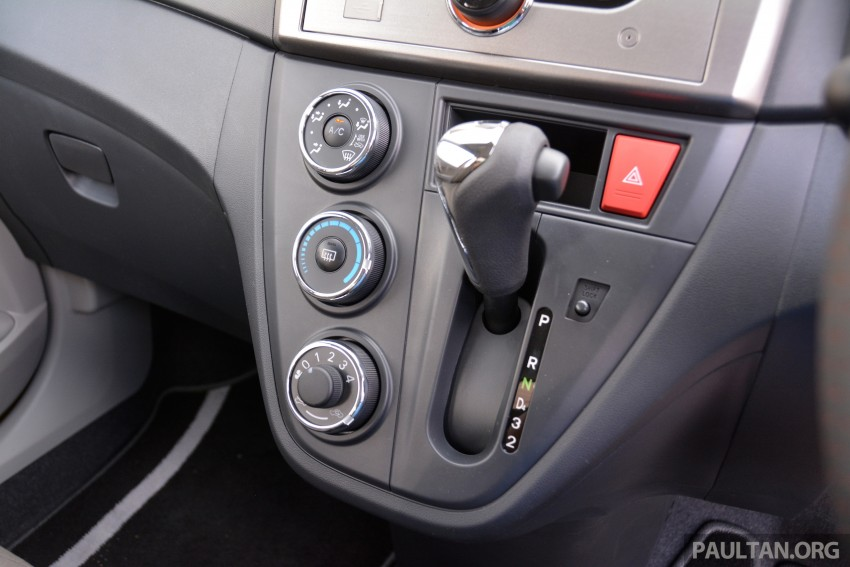 2015 Perodua Myvi – 1.5 Advance vs 1.3 Premium X Image #305002