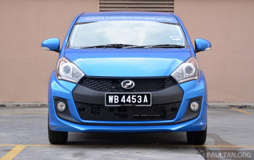 2015 Perodua Myvi – 1.5 Advance vs 1.3 Premium X Image #305011