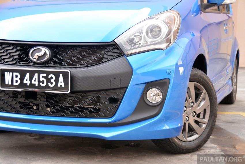 2015 Perodua Myvi – 1.5 Advance vs 1.3 Premium X Image #305014