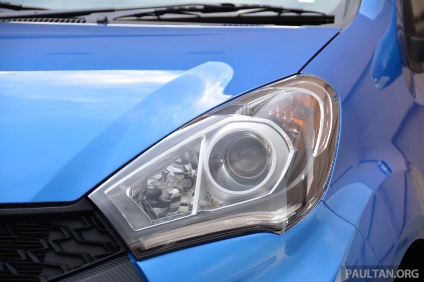 2015 Perodua Myvi – 1.5 Advance vs 1.3 Premium X Image #305016